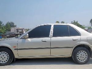 Honda City 1998 เครื่องแรง ราคาถูก