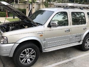 ขาย FORD EVEREST รถปี 2005