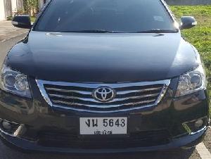 ขายรถบ้าน Toyota New Camry Extremo 2.0G ปี2010 สีดำ