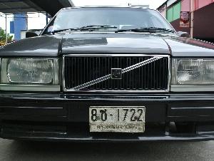Volvo 740 GL ปี 1991