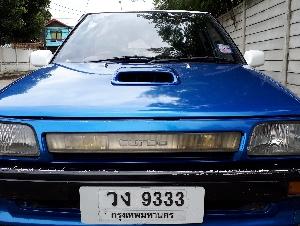 Toyota Starlet 4E-Turbo intercooler Auto ปี1984
