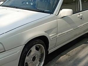 ขายรถ VOLVO 960 ปี 1994 สีขาว เครื่องดีพร้อมใช้งาน มีซันรูฟ มาดูมาลองขับได้