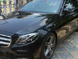 BENZ E-CLASS E220d 2.0 AMG Dynamic 2016 รถประกอบนอก รถบ้าน เจ้าของขายเอง