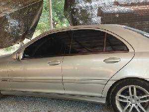 รถ Mercedes benz C 200 ML เครื่อง 2000 สภาพดี รถบ้านเจ้าของขายเอง