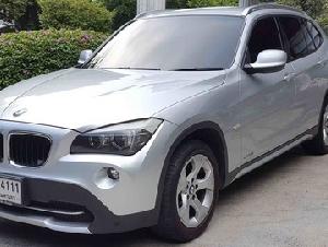 BMW X1 เครื่อง 2000cc ปี 2013 รถเดิมๆทั้งคัน ประวัติศูนย์ครบ ไมล์น้อย ไม่จมน้ำ ใช้ถนอม