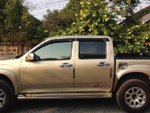 ขาย ISUZU D-MAX GOLD SERIES 3000cc ปี2008 เจ้าของขายเอง สภาพพร้อมใช้