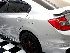 ขาย Honda Civic1.8E AS ปี 2015 เกียร์ auto รถไม่เคยมีอุบัติเหตุ