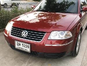 รถมือสอง VOLKSWAGEN PASSAT 2.3 V5 TIPTNC ปี'2010 สีแดงเข้มเบาะหนังเกียร์ออโต้