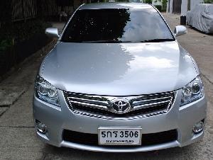 Toyota Camry Hrbrid 2.4 ปี 2010 (ฟรีดาวน์ จัดเต็ม)