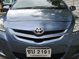 Toyota Vios J ปี2007