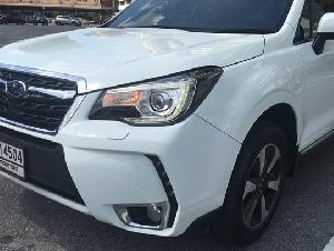 ขายถูกๆ Forester 2.0i-P สีขาว รถปี 2016 รถสวยใช้งานดีเข้าเช็ค 0 ตามระยะตลอด SUV เครื่องยนต์ :1,995 cc., 150 แรงม้า(PS) รายละเอียดเครื่องยนต์ :4 สูบนอน Boxer DOHC 16 วาล์ว ระบบขับเคลื่อน