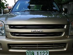 Isuzu D-Max SLX 3.0 D di Turbo ปี 2003