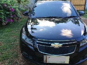 Chevrolet Cruze 1.8 LTZ