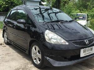 Jazz EXTREME รถบ้านแท้หายากมีน้อยปี 2006เครื่อง 1.5 V-tec , Auto มีแอร์แบ็ค ABS รถสีดำ ชุดแต่งรอบคัน สวยมาก ๆ ไม่เคยมีแก็สครับ