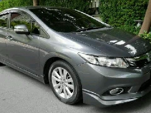 Honda civic ปี2013