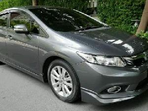 Honda civic ปี2013